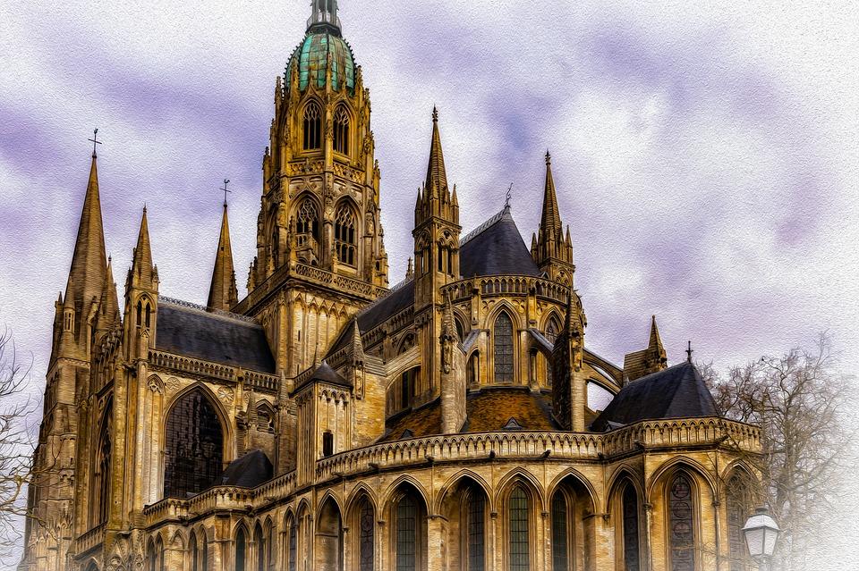 Bayeux en Normandie