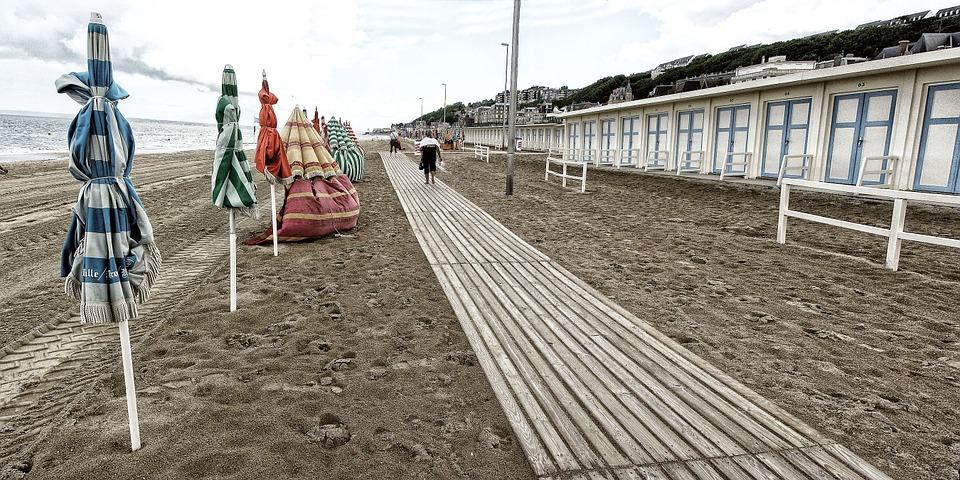 Deauville en Normandie